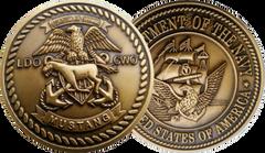 "Traditional LDO/CWO Coin 2"""