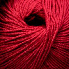Superwash 220 Wool, Really Red, #809