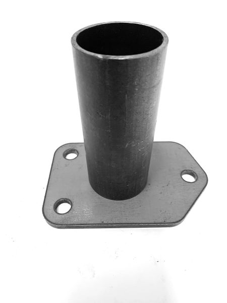 Roll Cage Base Plate Weld Mount 3x4 Quot Metal Fabrication