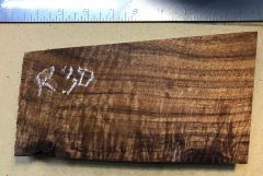 Hawaiian Koa Board Curly 4/4 #R-30