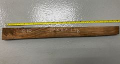 Hawaiian Koa Board Curly 4/4 #R-70