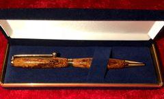 Hawaiian Koa Slimline Pen