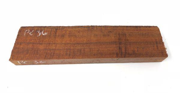 Hawaiian Koa Board Curly 4/4 #PC-36