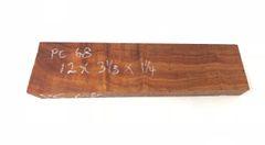 Hawaiian Koa Board Curly 5/4 #PC-68