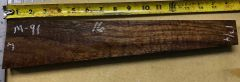 Hawaiian Koa Board Curly Chocolate 4/4 #M-91
