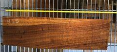 Hawaiian Koa Board Curly 5/4 #N-25