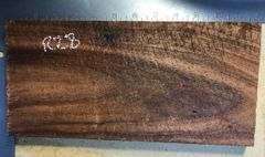 Hawaiian Koa Board Curly 4/4 #R-28