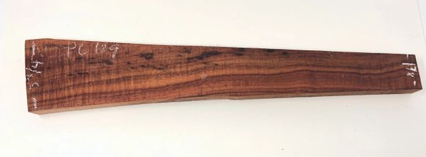 Hawaiian Koa Board Curly 4/4 #PC-129