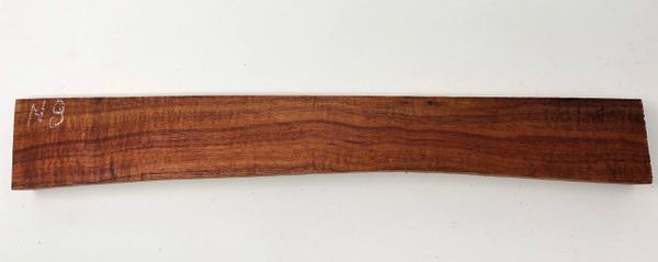 Hawaiian Koa Board Curly 4/4 #N-8