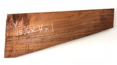 Hawaiian Koa Board Curly 4/4 #N-11