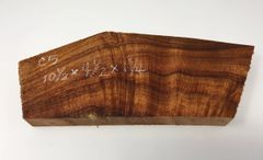 Hawaiian Koa Board Curly 5/4 #C-5