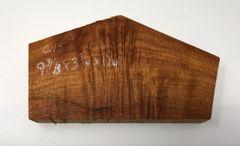 Hawaiian Koa Board Curly 5/4 #C-15