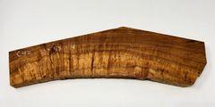 Hawaiian Koa Board Curly 5/4 #C-42