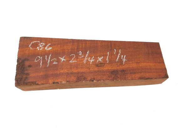 Hawaiian Koa Board Curly 5/4 #C-86