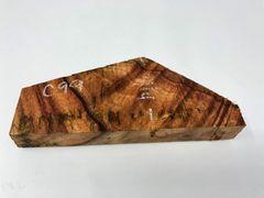 Hawaiian Koa Board Curly 1 1/8 #C-99