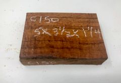 Hawaiian Koa Board Curly 5/4 #C-150
