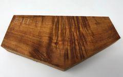 Hawaiian Koa Board Curly 1 1/8 #E-117