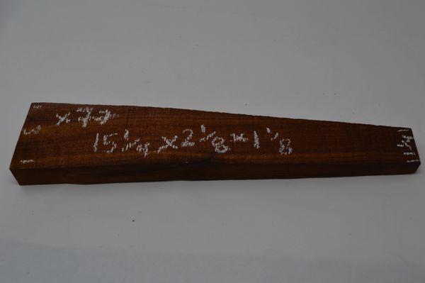 Hawaiian Koa Board Curly 1 1/8 #X-77