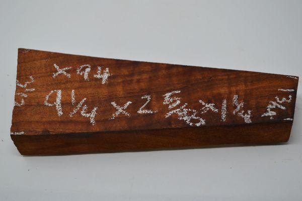 Hawaiian Koa Board Curly 1 1/4 #X-94