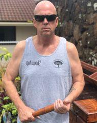 Hawaiian Koa Company Tank Tops