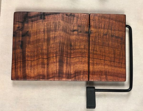 Hawaiian Koa Cheese Board