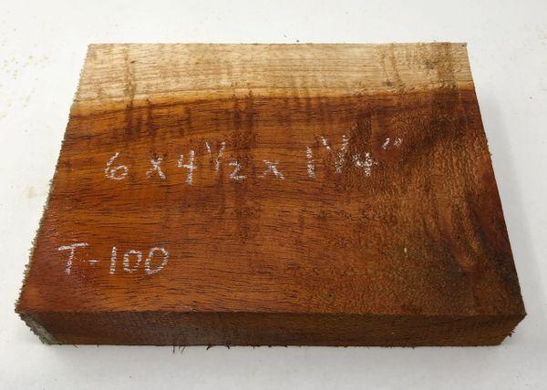 Hawaiian Koa Board 5/4 T-100