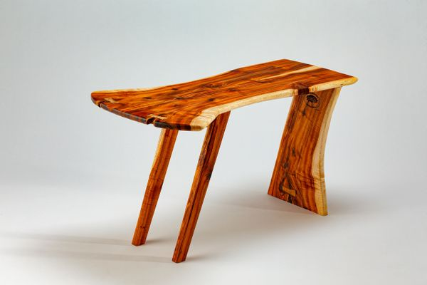 Hawaiian Koa Coffee Table (Na Kakaka)