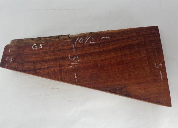 Hawaiian Koa Board Curly 1 1/4 #G-5