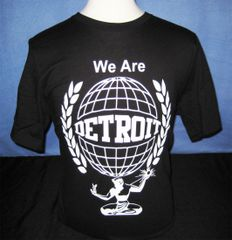 Streetwear We Are Detroit