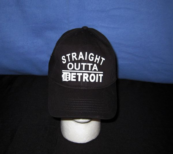 Straight Outta Detroit - Add your city