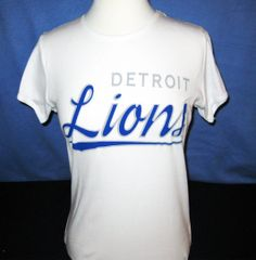 Detroit Lions Ladies