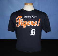 Detroit Tigers - Navy