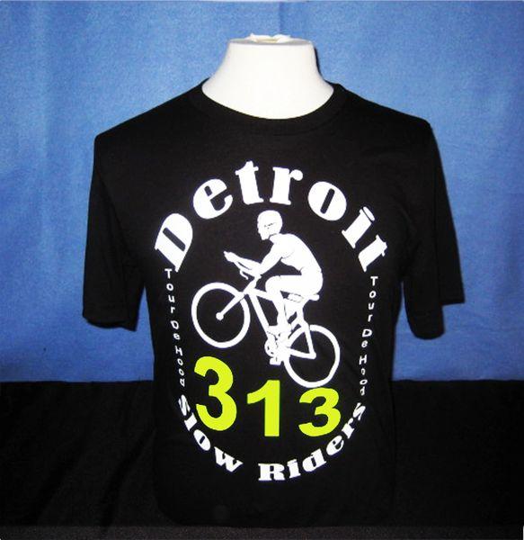 Detroit - 313 Tour DeHood (Slow Riders)