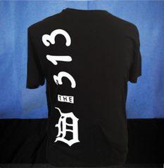 "313 The ""D"" - Black"