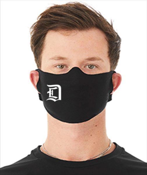 Detroit Face Mask - D (SOLD OUT)