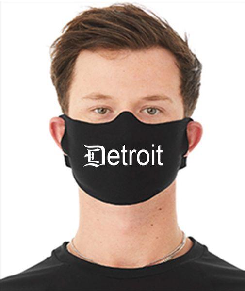 Detroit Face Mask - Detroit (SOLD OUT)