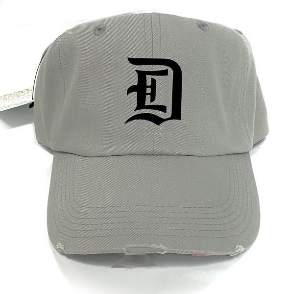 DETROIT STREETWEAR - CONCRETE (GRAY) CAP