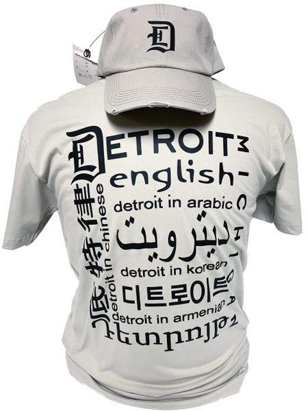 Detroit Diversity - Light Gray