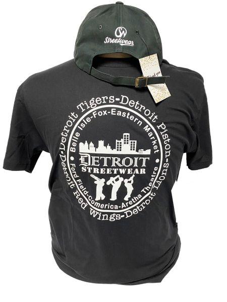 Detroit Highlight - T-shirts
