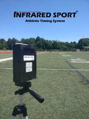 Infrared Sport Athlete Timer - Wireless, Gateless, Simple.