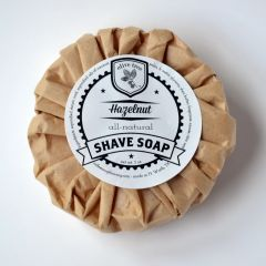 Shave Soap - Hazelnut