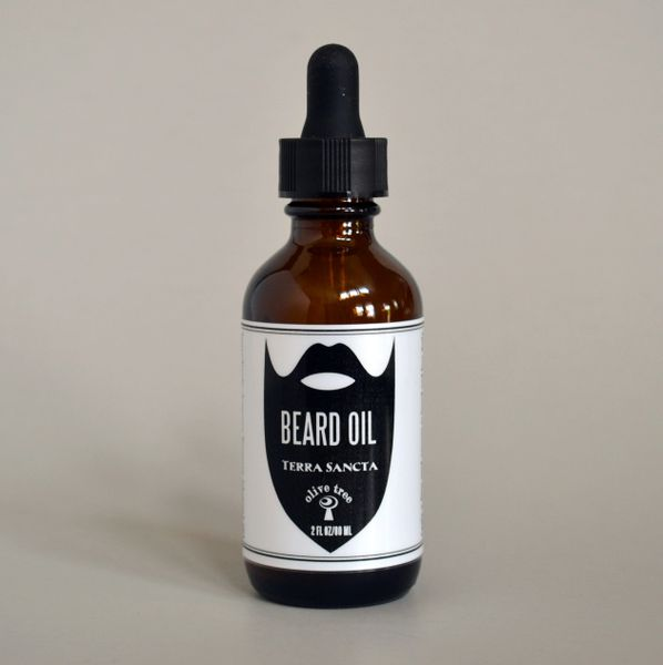 Beard Oil - Terra Sancta 2 fl.oz/ 60ml