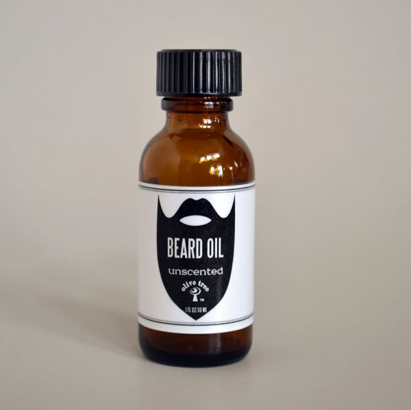 Beard Oil - Unscented 1 fl.oz/ 30ml