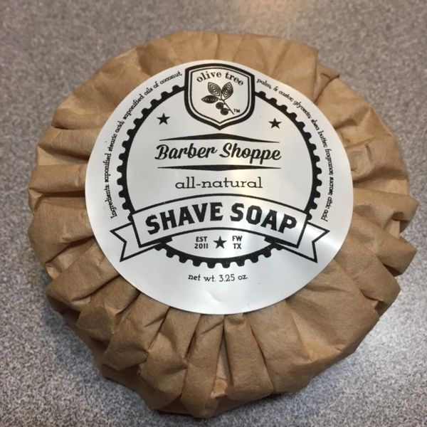 Shave Soap - Barber Shoppe