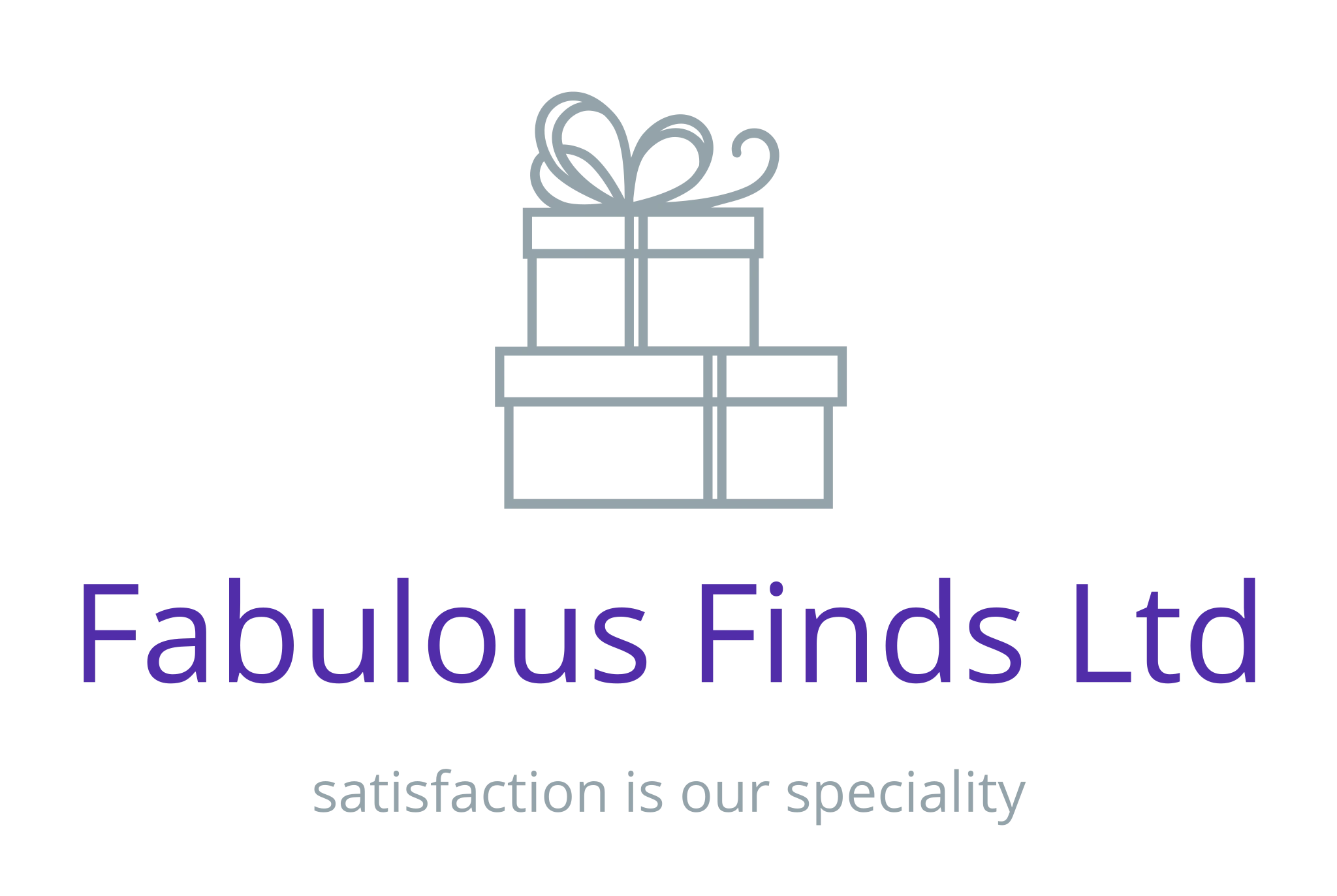 Fabulous finds limited logo