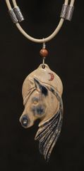 HORSE PENDANT 1 ~ SOLD