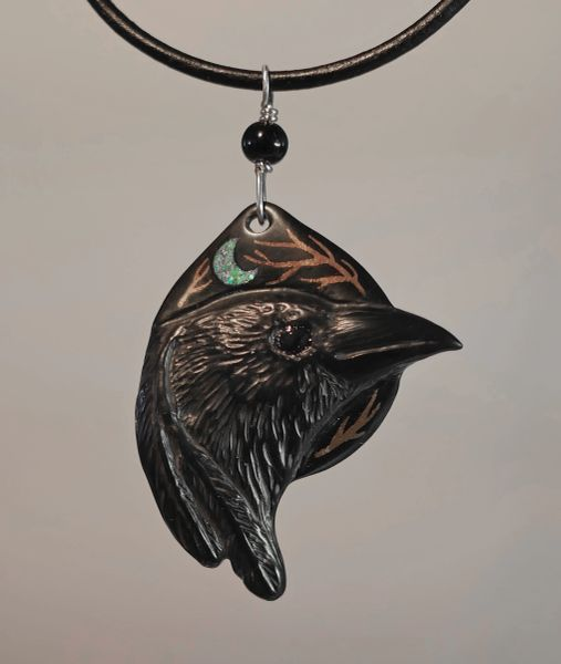 Raven ~ SOLD Can be ordered