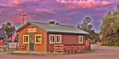 hells canyon idaho bed and breakfast cambridge camping commercial office id round up coffee house