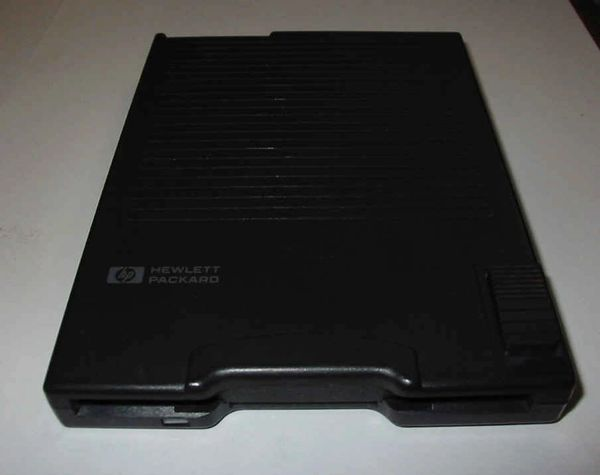 HP OmniBook 530 External Floppy Disk Drive + Cable