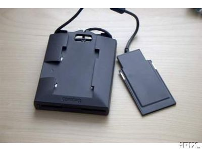 Compaq Contura Aero 4/25 4/33c External PCMCIA Floppy Disk Drive